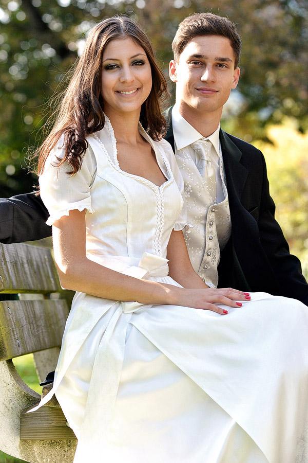 Hochzeitstrachten - Trachtenmode Hiebaum