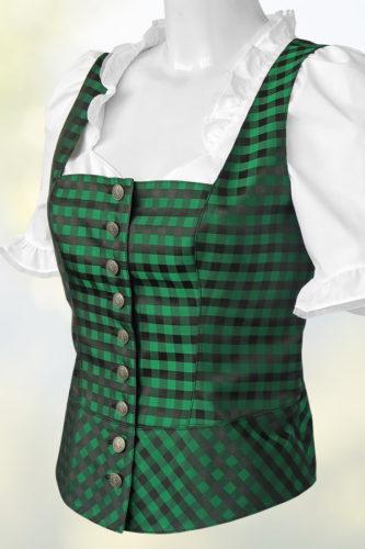 Rosegger-Gilet Damen, grün