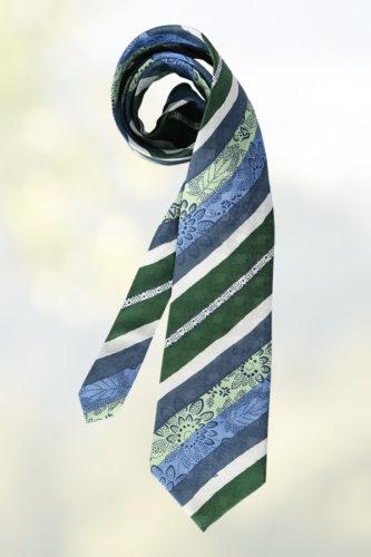 Vulkanland-Krawatte-Herren