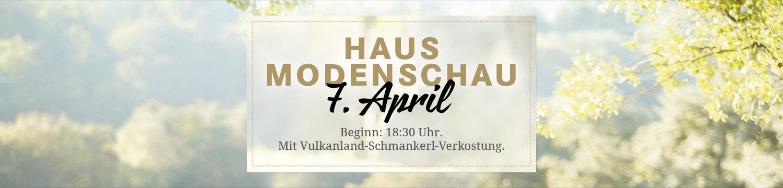 Hiebaum Modenschau  2017