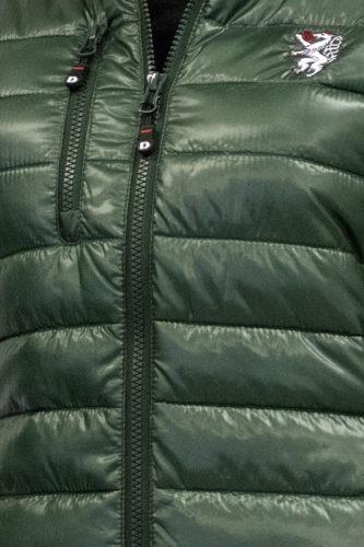 Damen-Jacke-gruen-Detail