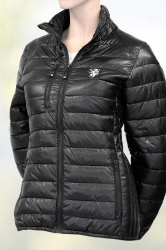 Damen-Jacke-schwarz